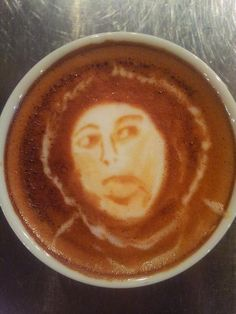 Ecce Latte- I am oddly obsessed with the Ecce Homo restoration in Spain!