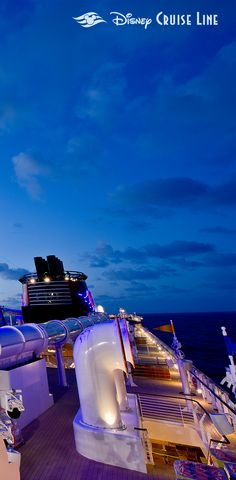 A sunrise at sea is a sunrise for me. Click to learn what beautiful destinations you can sail to with Disney Cruise Line.