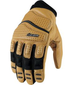 Super Duty 2 Glove - Tan | Products | Ride Icon