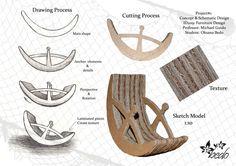 Cardboard chair project
