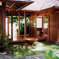 Tomahouse bali house kit i want cool houses for Tropical kit homes