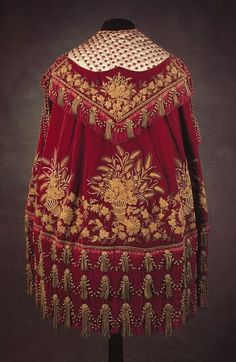 Cape presented to Queen Victoria, 1860