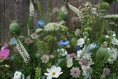 Meadow style arrangement available in different sizes.