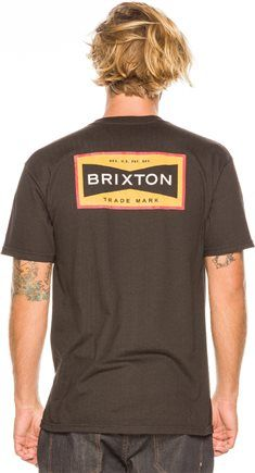 BRIXTON FUEL SS TEE Image