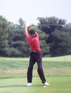 Slideshow  Study Tiger Woods  swing frame-by-frame through the years from 574a5c065d67