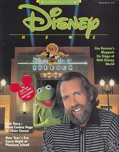 Disney News Summer 1990 - Jim Henson Muppets