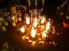 centerpieces :  wedding diy reception Centerpieces
