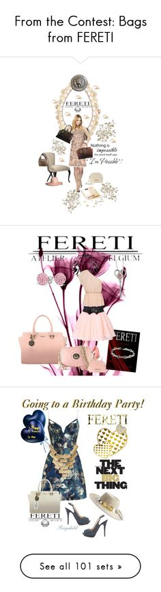 """From the Contest: Bags from FERETI"" by ragnh-mjos ❤ liked on Polyvore featuring contest, Fereti, art, WHATEVER, Bling Jewelry, Zimmermann, Giuseppe Zanotti, Charlotte Russe, Chanel and outfitoftheday"