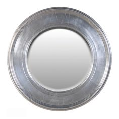 Our chunky round silver mirror features a wide metallic painted silver frame set around a smaller round mirror. Will make a real statement and add instant boutique hotel glamour to every room it's in. Item dimensions: in diameter Silver Wall Mirror, Silver Frames, Round Wall Mirror, Mirror Mirror, Wall Mirror Online, Mirrors Online, Small Round Mirrors, Mirror With Lights, Silver Rounds