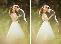 Ian and Suzie's Yosemite Wedding/Photo by Partick Pike