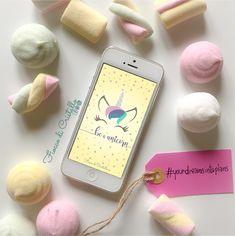[FREE FOR YOU] un nuovo sfondo per te per il mese di Aprile!  BE a UNICORN!! Vai sul mio blog e scarica gratis lo sfondo! Condividi le tue foto o screenshot sui social con #yourdreamsintoplans e #beaunicorn!