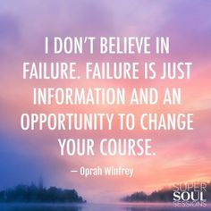 Oprah Winfrey Quote about Opportunity