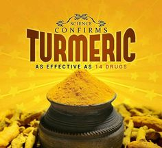Turmeric or Curcumin is a wonder herb and it has many health benefits.It's bright orange, bitter and powerful.Turmeric is the vibrant…