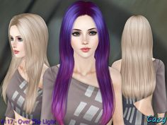 Cazy's Over The Light Hairstyle - Adult