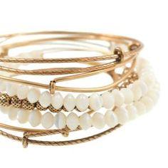 I was just introduced to alexandani bracelets... love them!