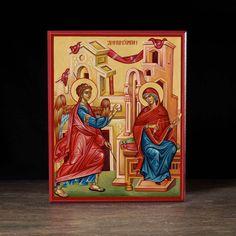 Annunciation (XXIc) Icon - F199 - Legacy Icons