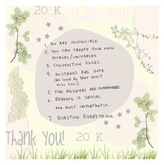 """""""Thank you!! 20,000 Followers"""" by deepwinter ❤ liked on Polyvore featuring art"""
