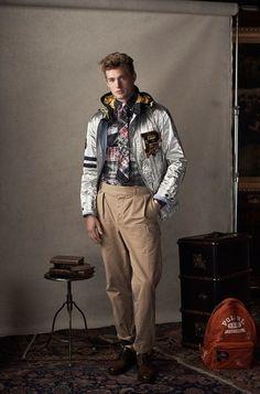 893634fb8b340f Polo Ralph Lauren Homme Printemps-Été 2019 - Défilés
