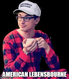 AMERICAN LEBENSBOURNE | image tagged in attn: court appointed attorney / public defender | made w/ Imgflip meme maker
