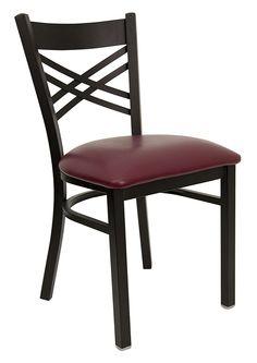 Hercules Restaurant Chair - Set of 2