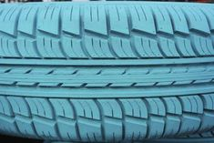 How to Paint a Rubber Tire (3 Steps)
