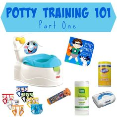 Southern Made Blog   Potty Training 101   Part One