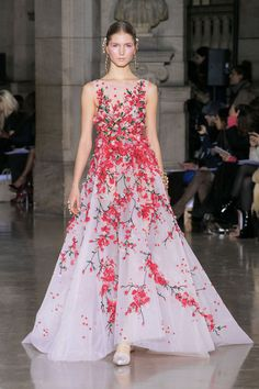 Georges Hobeika | Haute Couture Spring-Summer 2017 | Look 32