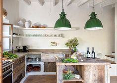 A RUSTIC CHIC MOUNTAIN HOME ON MALLORCA (SPAIN)
