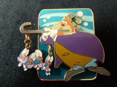 Disney Pin 26756 DCL Trading Under the Sea Walrus and Oysters Alice Wonderland in Collectibles, Disneyana, Contemporary (1968-Now) | eBay