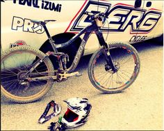 Marco Fidalgo /// BERG CYCLES Factory Team - 2nd RD Enduro World Series, Val D'Allos, France ( Racing / Final Day 2)