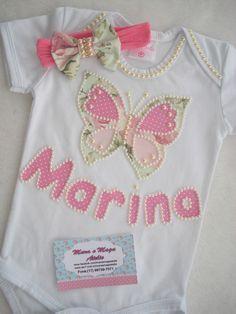 Summer Girls, Kids Girls, Diy Fashion, Fashion Kids, Little Girl Dresses, Girls Dresses, T Shirt Sewing Pattern, Baby Kind, Personalized T Shirts