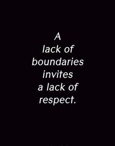 Boundaries are personal. Don't disrespect. Someone's relationship with themselves is none of your business. If you don't like someone leave.