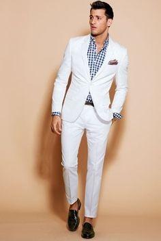 #TuFiestaTipHombre -Perfecto outfit para un bautizo o una primera comunión como invitado!