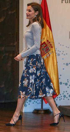 Letizia: llega Su Majestad Modesta
