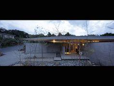 父母の家 | 松山建築設計室 | 医院・クリニック・病院の設計、産科婦人科の設計、住宅の設計 Off Grid House, Low Cost Housing, One Story Homes, Hip Roof, Japanese Architecture, Roof Design, Japanese House, Story House, Glass House