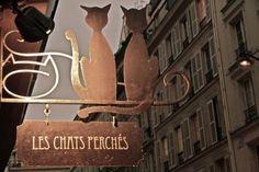 Les Chats perchés de Paris