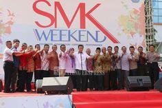 SMK Weekend, Ajak Pelajar Berpikir Liar