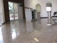 Cemento lucidato - Lucidatura levigatura pavimenti in marmo, granito,parquet, cemento,lucidare marmo