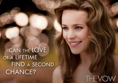 The Vow, out on Blu-ray and DVD 25th June 2012