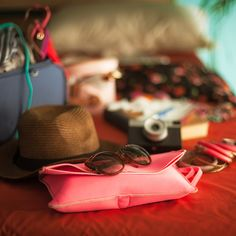 Travelers share their packing secrets