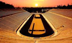 Παναθηναϊκό Στάδιο - Καλλιμάρμαρο (Panathenaic Stadium) στην πόλη Αθήνα, Αττική