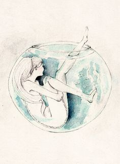 Pisces Horoscope, we pisceans love the water and isolation <3