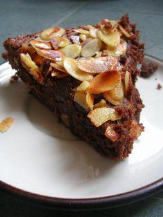 Christmas-spiced chocolate cake da Nigella Christmas