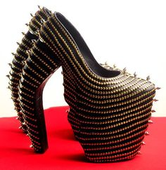 Exotic shoes (shoes)