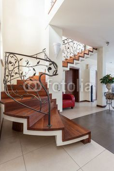 Classy house - Stairs