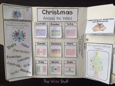 I share elementary teaching and learning tips and strategies. Christmas Writing, Christmas Arts And Crafts, Christmas Activities, Christmas Ideas, Brain Based Learning, 6th Grade Social Studies, Holidays Around The World, Teacher Resources, Classroom Resources