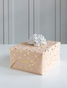 A step-by-step guide to wrapping the perfect present. Emballage Papier Brun c7c00cc519d