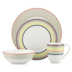 kate spade new york Hopscotch Drive™ Porcelain Dinnerware Collection