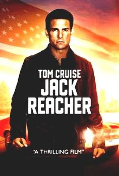 'Jack Reacher' stars Tom Cruise in action thriller, new on DVD and Blu-ray Tom Cruise, Christopher Mcquarrie, Werner Herzog, Jack Reacher, Amazon Instant Video, Robert Duvall, Blu Ray, Full Movies Download, Hd 1080p