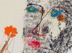 Alice Kettle, Single Flower, tribute, 2021   Candida Stevens